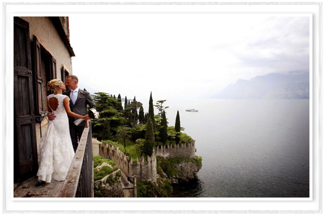 Alexandra and Michiel asked us to create the perfect wedding in Italy