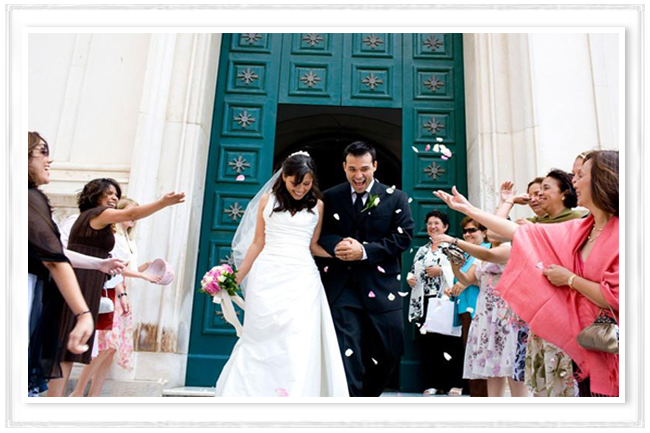 Danielle and Michael's special day in Positano was one of our most beautiful Italy wedding events