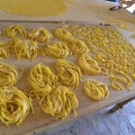 Fresh Egg Pasta in Bologna