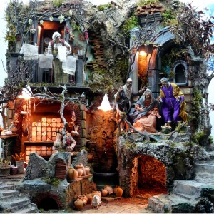 naples nativity