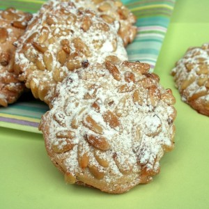 pignoli cookies