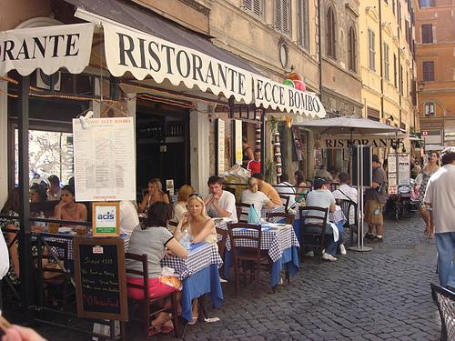 Restaurant rome