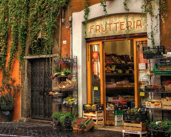 Italy Frutteria