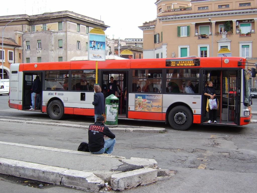 Italy bus