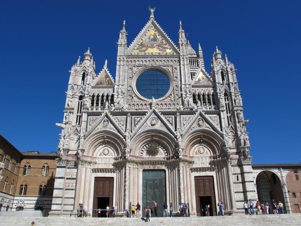 Duomo, Siena, Italy