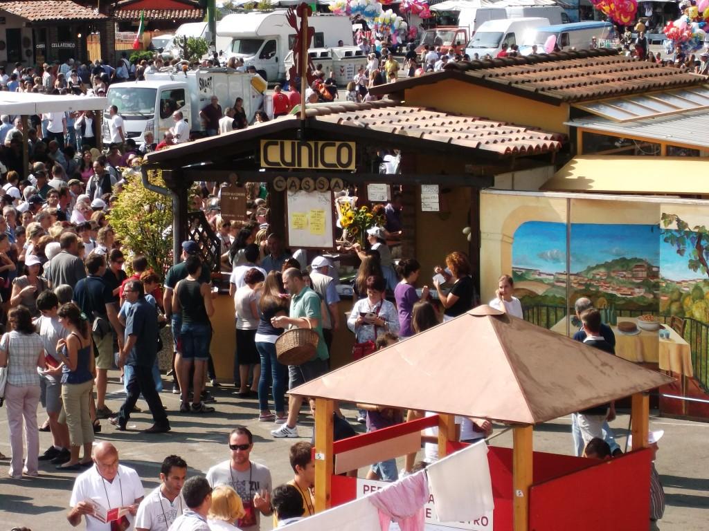 Food Festival Tuscany Italy
