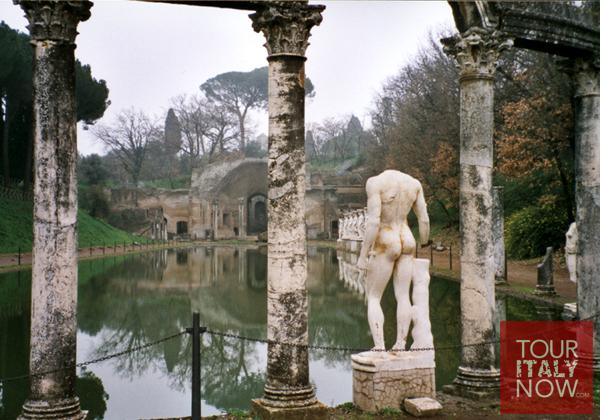 Hadrians Villa Tivoli Italy