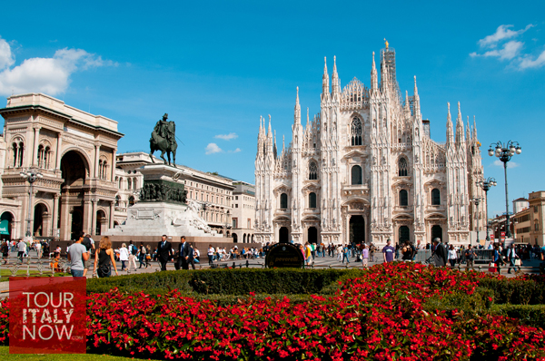 Milan Italy Cathedral Duomo
