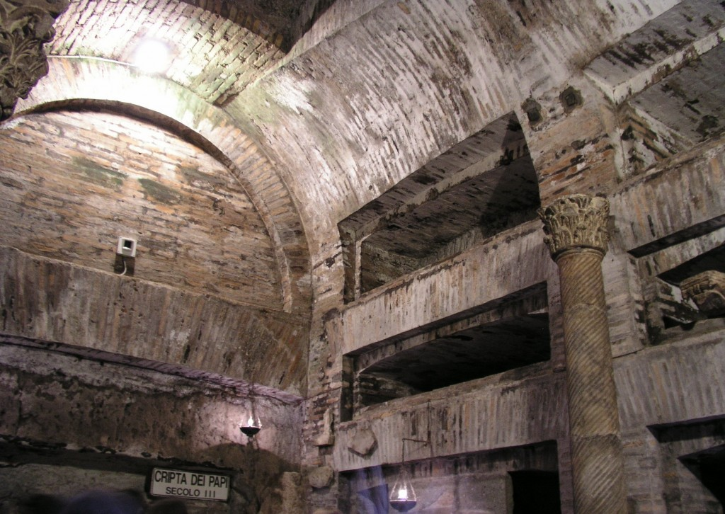 Via Appia, Roman Catacombs