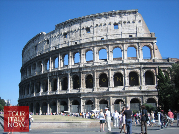 Rome Italy Colosseum