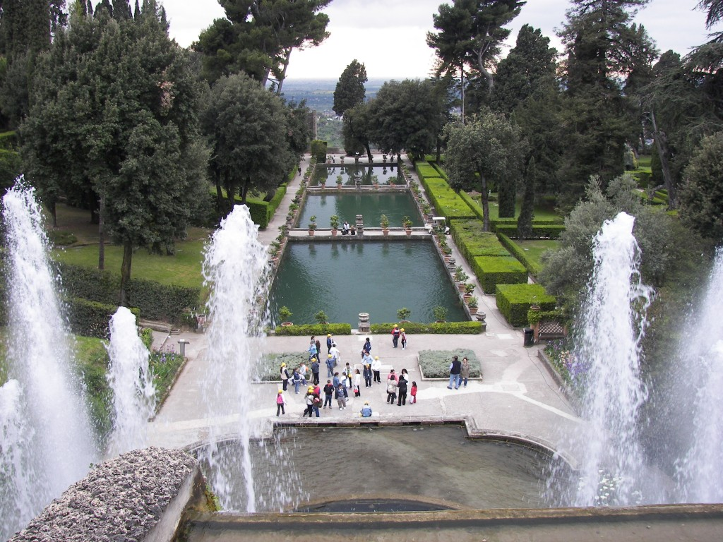 Villa d'Este Fishing Ponds