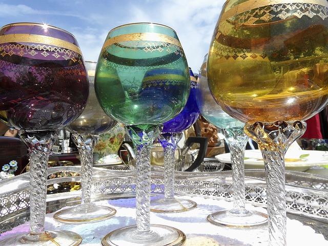 Murano glass Venice Italy