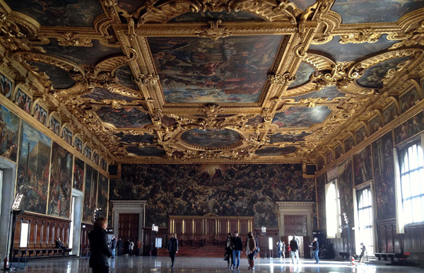 Doges Palace Interiors