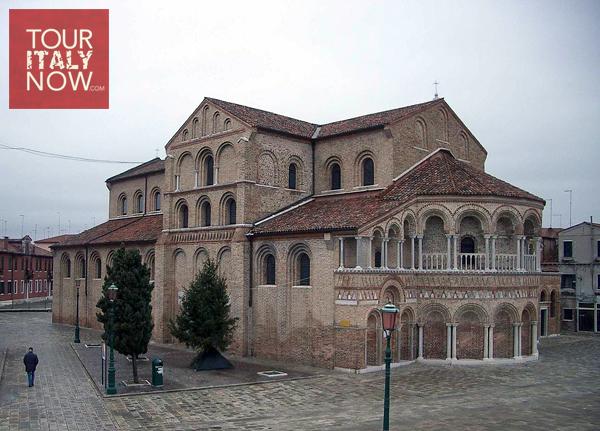 murano venice italy - Santa Maria e San Donato church