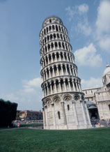 The Leaning Tower of Pisa - Pisa Tower