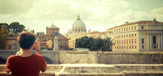 Alternative Itineraries in Rome