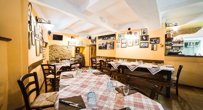 Osteria Cane e Gatto - Restaurant in Siena