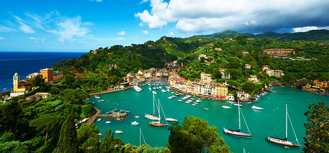 Living It Up in Liguria and Italian Riviera