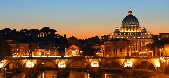 Rome Tour Eternal City
