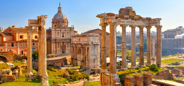 Tour Rome in 48 Hours
