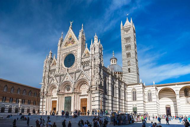 Duomo Siena - Tuscany