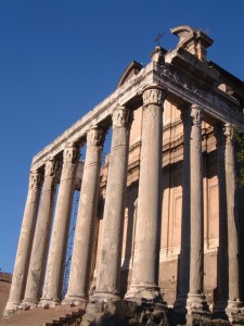 The Roman Forum - most celebrated meeting place in the world