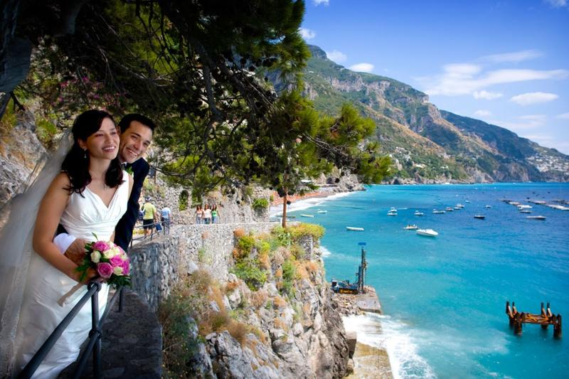 Destination Weddings in Italy are our specialty