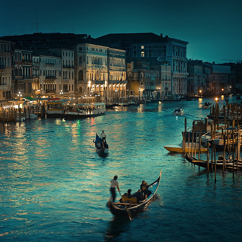 Travel to Italy and discover Venice