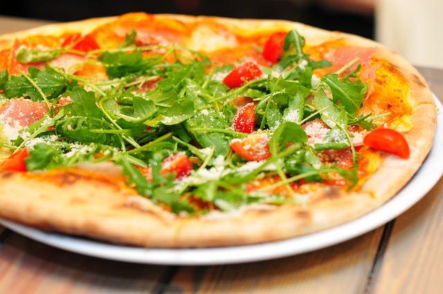 Pizza, Italy