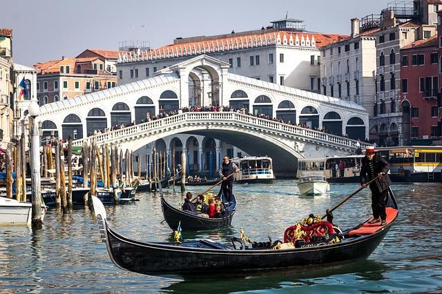Vacation, Italy