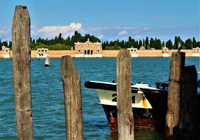 Island of San Michele