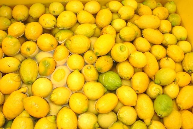 Lemons Sorrento, Italy