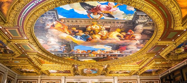 Sistine Chapel Ceiling, Vatican City