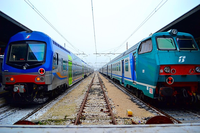 Trains, Italy