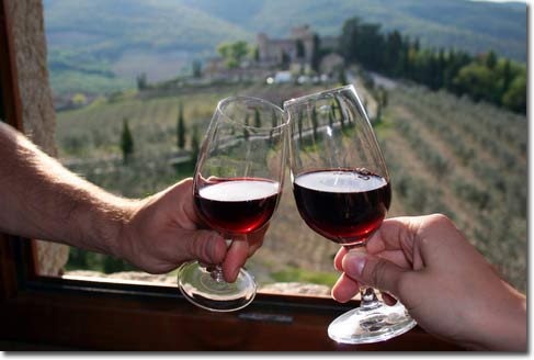 Italy-wine-tasting-tour-red-wine