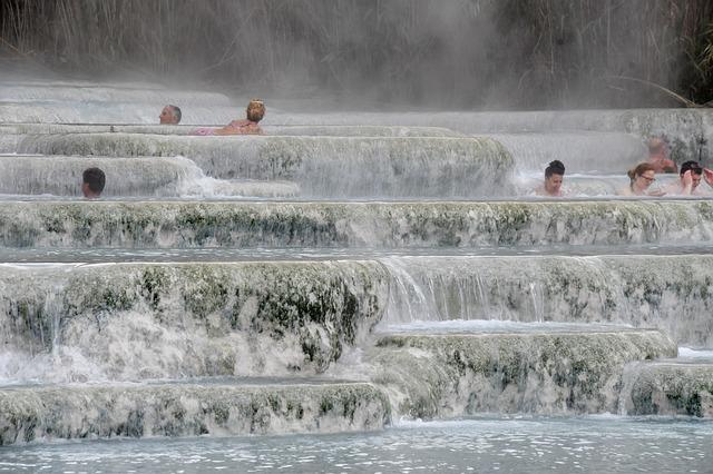Hot Water Spring, Tuscany