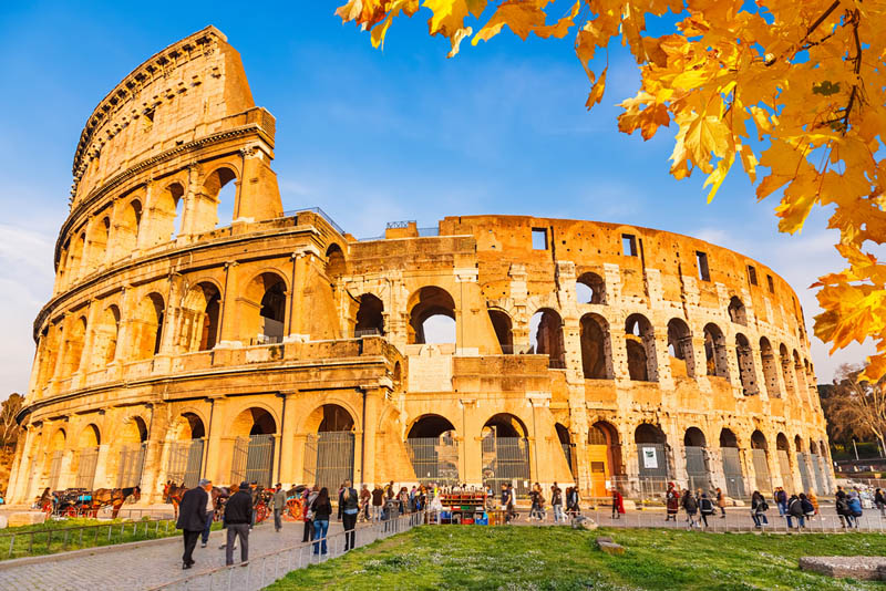 Coliseum in Rome | Tour Italy Now