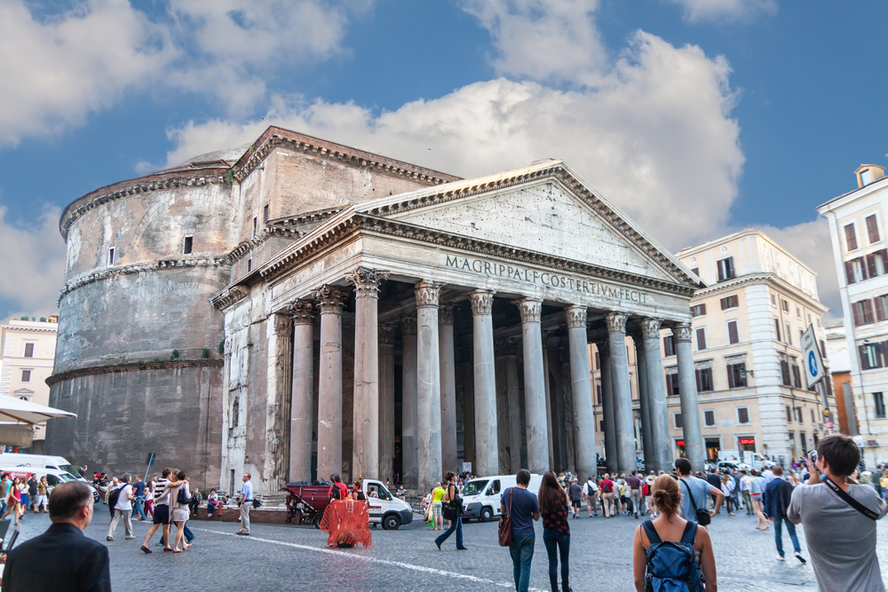 Pantheon | Tour Italy Now