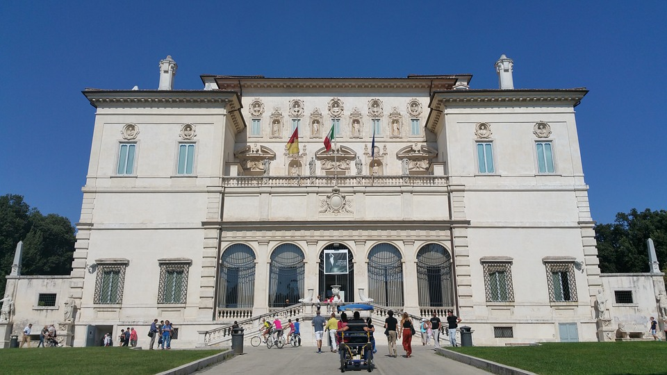 Galleria Borghese - Tour Italy Now