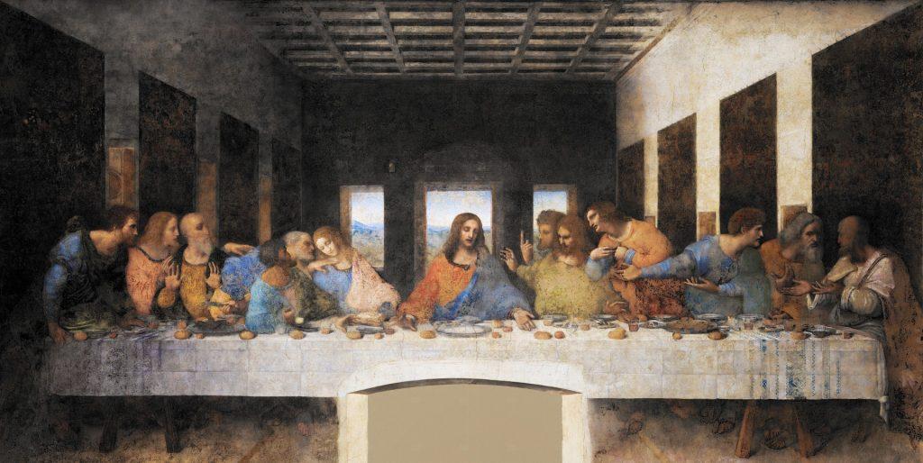 Leonardo's Last Supper - Santa Maria delle Grazie