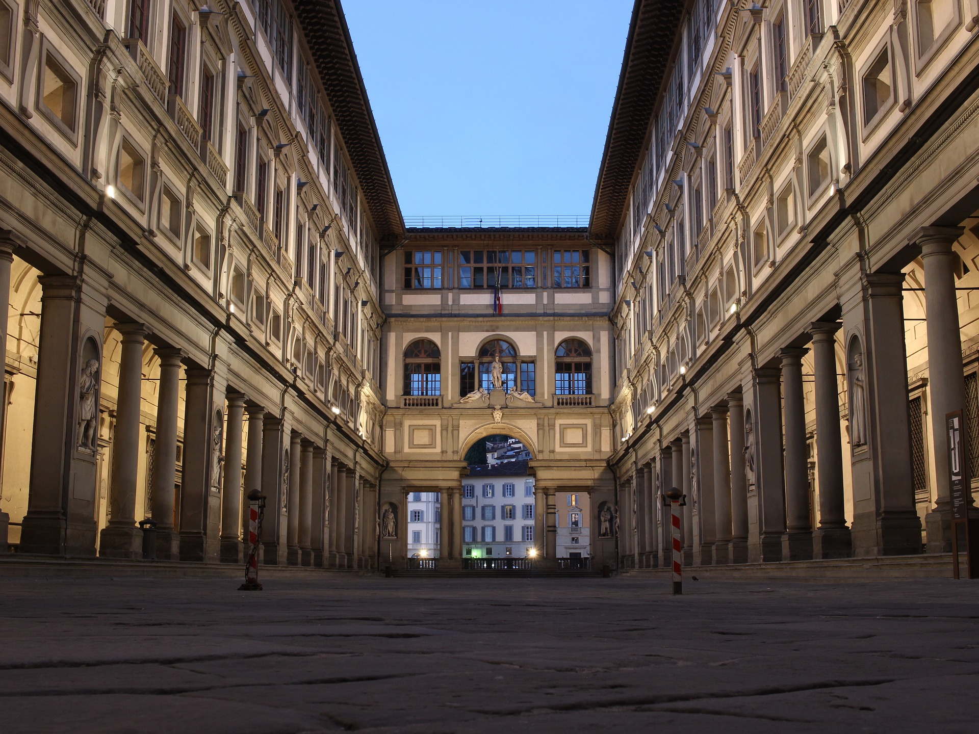 The Uffizi Galleries | Tour Italy Now