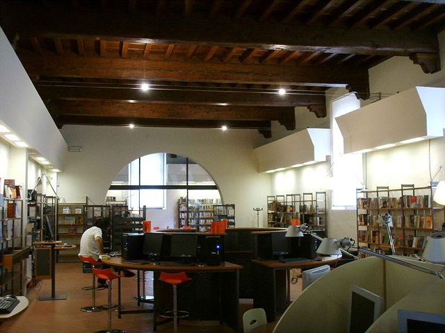 Biblioteca delle Oblate Florence