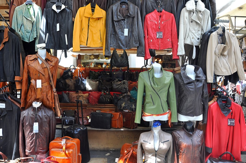 Leather Goods in Florence Italy | Tour Italy Now