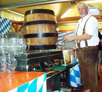 Baviera Festa Oktoberfest Tuscany Italy