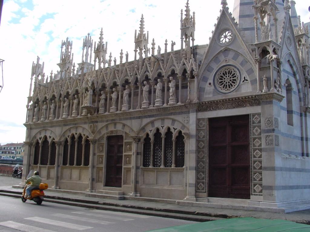 Santa Maria della Spina, Pisa, Italy