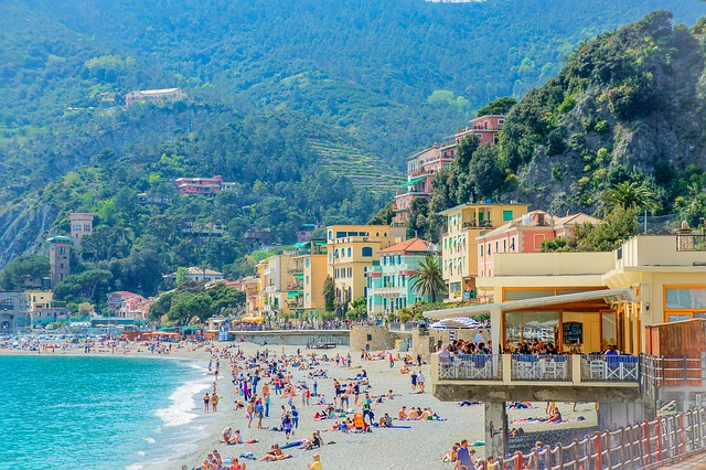 Cinque Terre Amalfi Coast Italy