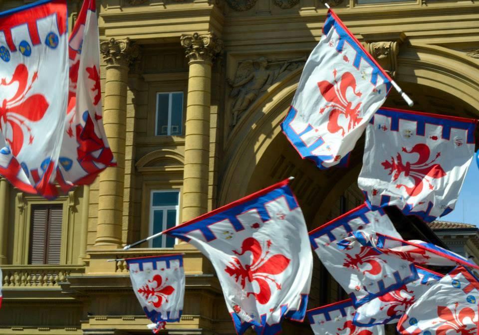 Bandierai degli Uffizi4