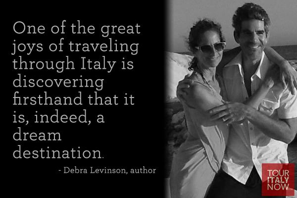 Italy quote Debra Levinson