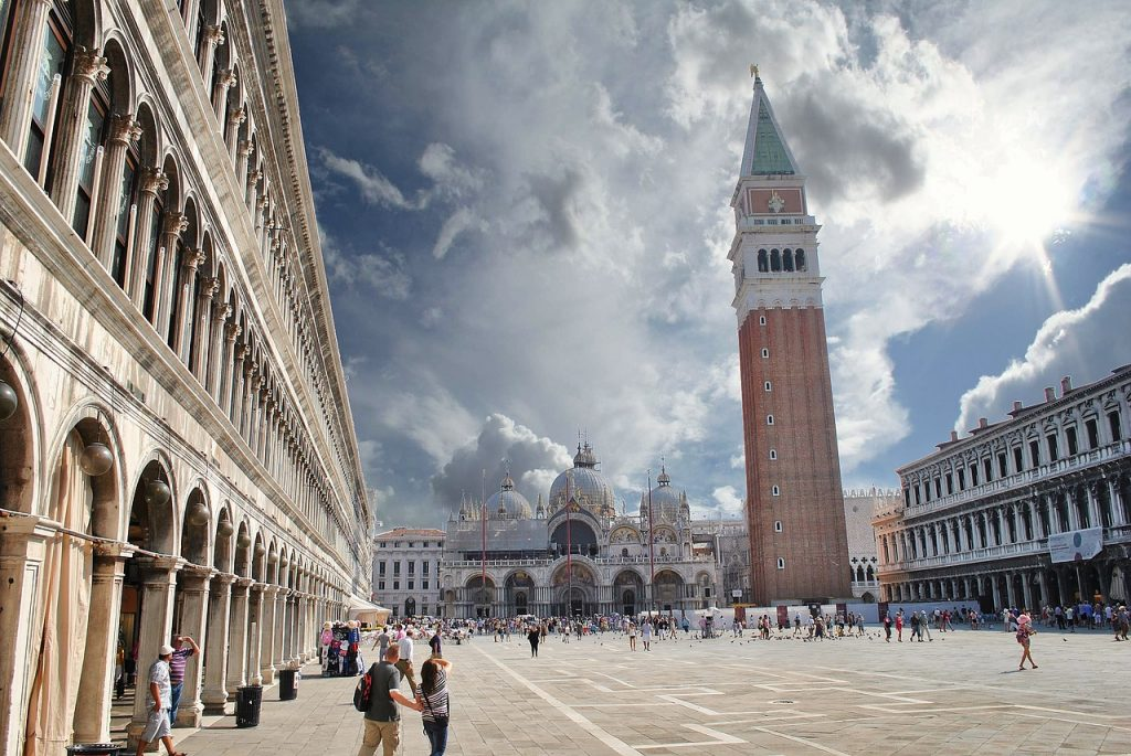 St. Mark's Basilica and Square, Venice