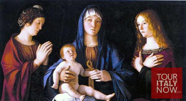 Gallerie dell accademia venice italy - painting bellini